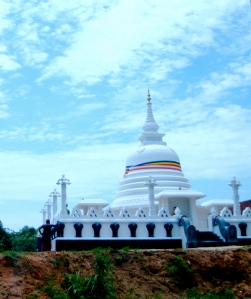 Stupa (Buddhist burial mound)