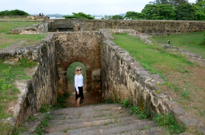 Galle Fort, Moon Bastion