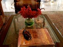 lobby Rambagh Palace