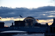 Reichstag, home of German Parliament