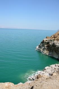 natural salt formations, Dead Sea