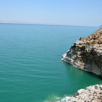 natural salt formations, Dead Sea