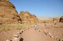 vast area atop the Monastery