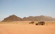 jeep-tours, Wadi Rum
