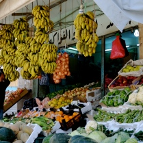 fruit and vegetables near Ma'daba