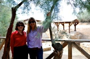 Baptism site, Jordan River
