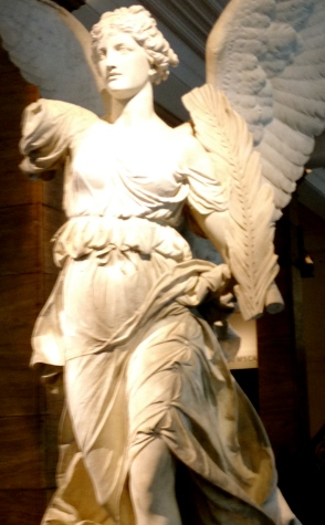 winged Victory statue, Deutsches Historisches Museum