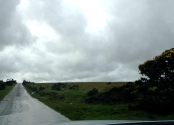 driving to Warleggan