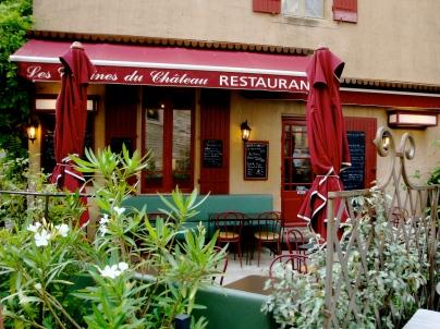 Gordes restaurant