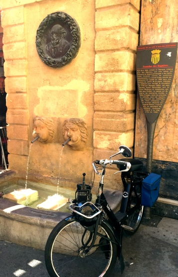 Fontaine des Baguiers