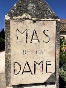 near the village of Les Baux de Provence