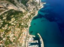 flying Nice to Monaco