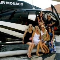 Heliport de Monaco
