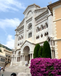 Cathedral, Monte Carlo
