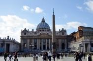 obelisk, St. Peter's Basilica