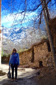 village near Mount Toubkal