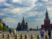 St. Basil's, Red Square