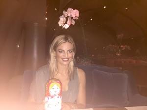 exclusive White Rabbit restaurant, Matryoshka doll