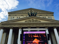Bolshoi, Apollo in the Chariot of the Sun