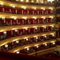 Bolshoi, opera house