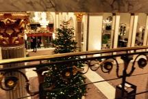lobby, Grand Hôtel