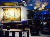 cosy lounge, Armanda Airport, Terminal 2