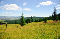 landscape at Jalman