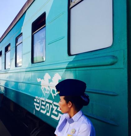 Trans-Mongolian Rail