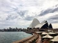 Promenade to Opera House