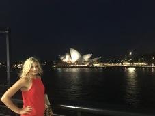 Last night in Oz