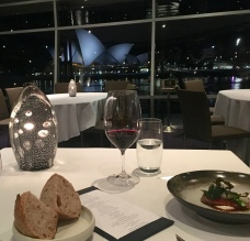 Quay Restaurant,Overseas Passengers Terminal, Circular Quay West