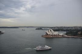 top of the Bridge view