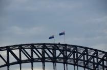 top of the Bridge